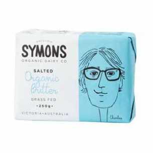 Organic Butter Salted