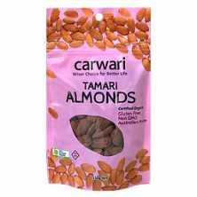 Organic Almonds Tamari Roasted