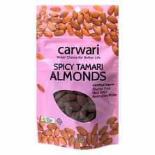 Organic Almonds Spicy Tamari Roasted