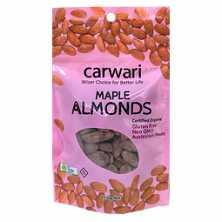 Organic Almonds Maple Roasted