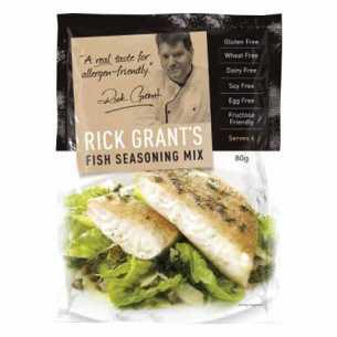 Fish Seasoning Mix