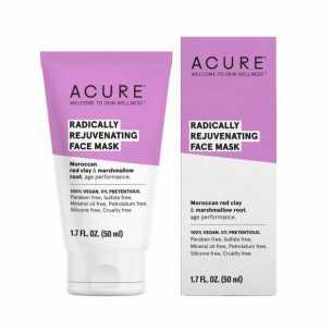 Radically Rejuvenating Face Mask