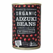 Adzuki Beans (Cooked)