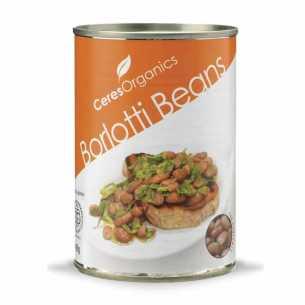 Borlotti Beans Can