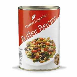 Butter Beans Can