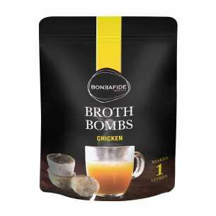 Chicken Broth Bombs