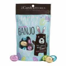 Banjo Carob Mini Easter Eggs