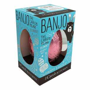 Banjo Carob Easter Egg