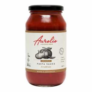 Organic Arrabbiatta Pasta Sauce