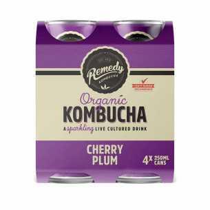 Cherry Plum Kombucha CAN