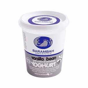 Vanilla Bean Yoghurt