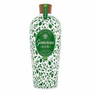 Organic Gin Coriander and Combava