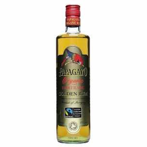 Organic Golden Rum