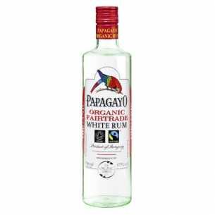 Organic White Rum