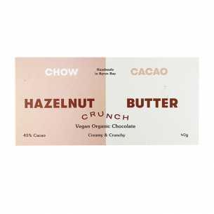 Hazelnut Butter Crunch