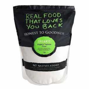 Organic Tapioca Flour Starch