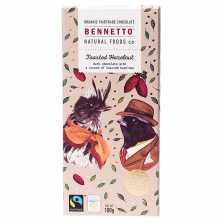 Organic Dark Chocolate Toasted Hazelnut