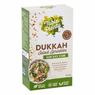 Dukkah Salad Sprinkles Asian Black Sesame - Clearance