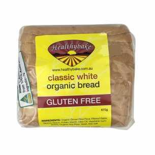 Classic White Organic Gluten Free Bread