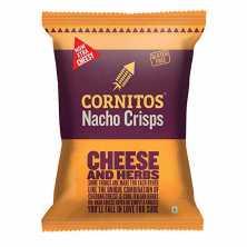 Nacho Crisps Cheese and Herbs