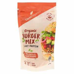 Burger Mix Lentil and Black Sesame