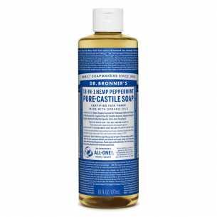 Pure Castile Liquid Soap Peppermint