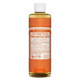 Pure Castile Liquid Soap Tea Tree