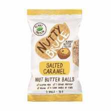 Salted Caramel Nut Butter Balls