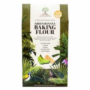 Green Banana Baking Flour