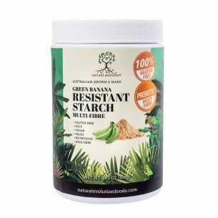 Green Banana Resistant Starch Multi-Fibre