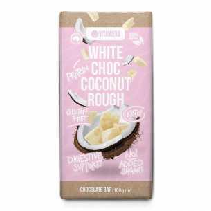 White Chocolate Coconut Rough Bar