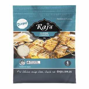 Classic Chapati 6pk