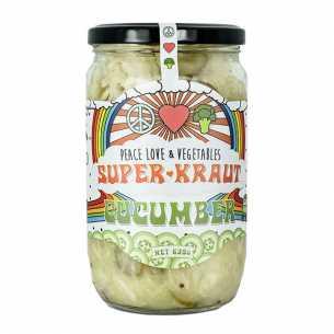 Cucumber SuperKraut