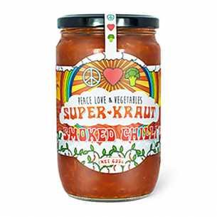 Smoked Chilli SuperKraut