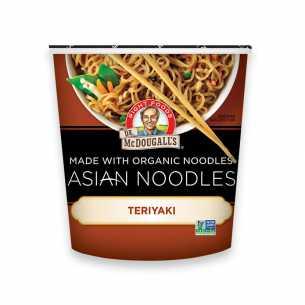 Asian Noodles Teriyaki