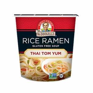 Rice Noodles Thai Tom Yum