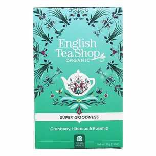 Cranberry, Hibiscus and Rosehip Tea