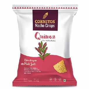 Nacho Crisps Quinoa