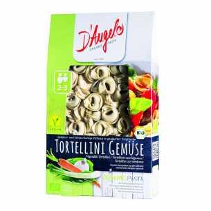Organic Mixed Vegetable Tortellini