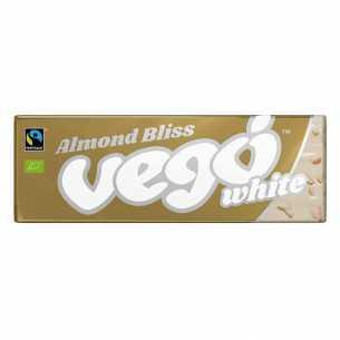 White Chocolate Bar Almond Bliss
