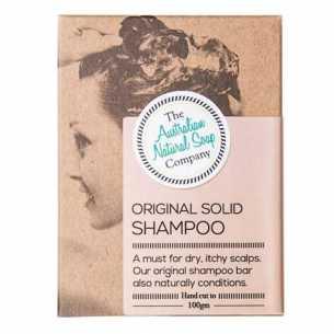 Solid Shampoo Bar Original<br>