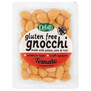 Gluten Free Gnocchi Tomato