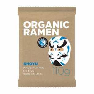 Organic Shoyu Ramen Noodles