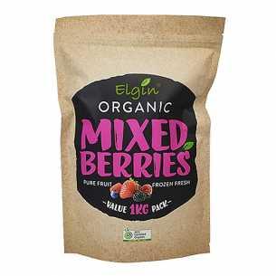 Organic Frozen Mixed Berries
