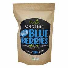 Frozen Organic Wild Blueberries