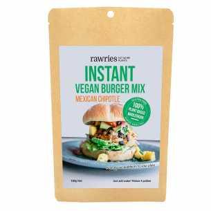 Instant Burger Mix Mexican Chipotle Vegan