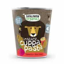 Kids Pasta Pots - Tomato and Beetroot