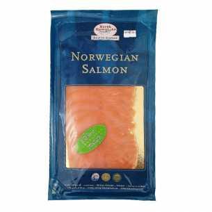 Salmon Smoked Norweigan Nitrate Free