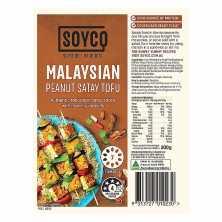 Tofu Malaysian