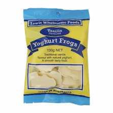 Yoghurt Frogs Vanilla